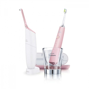 Philips Sonicare HX8391/02 Diamond Clean + AirFloss Ultra różowy