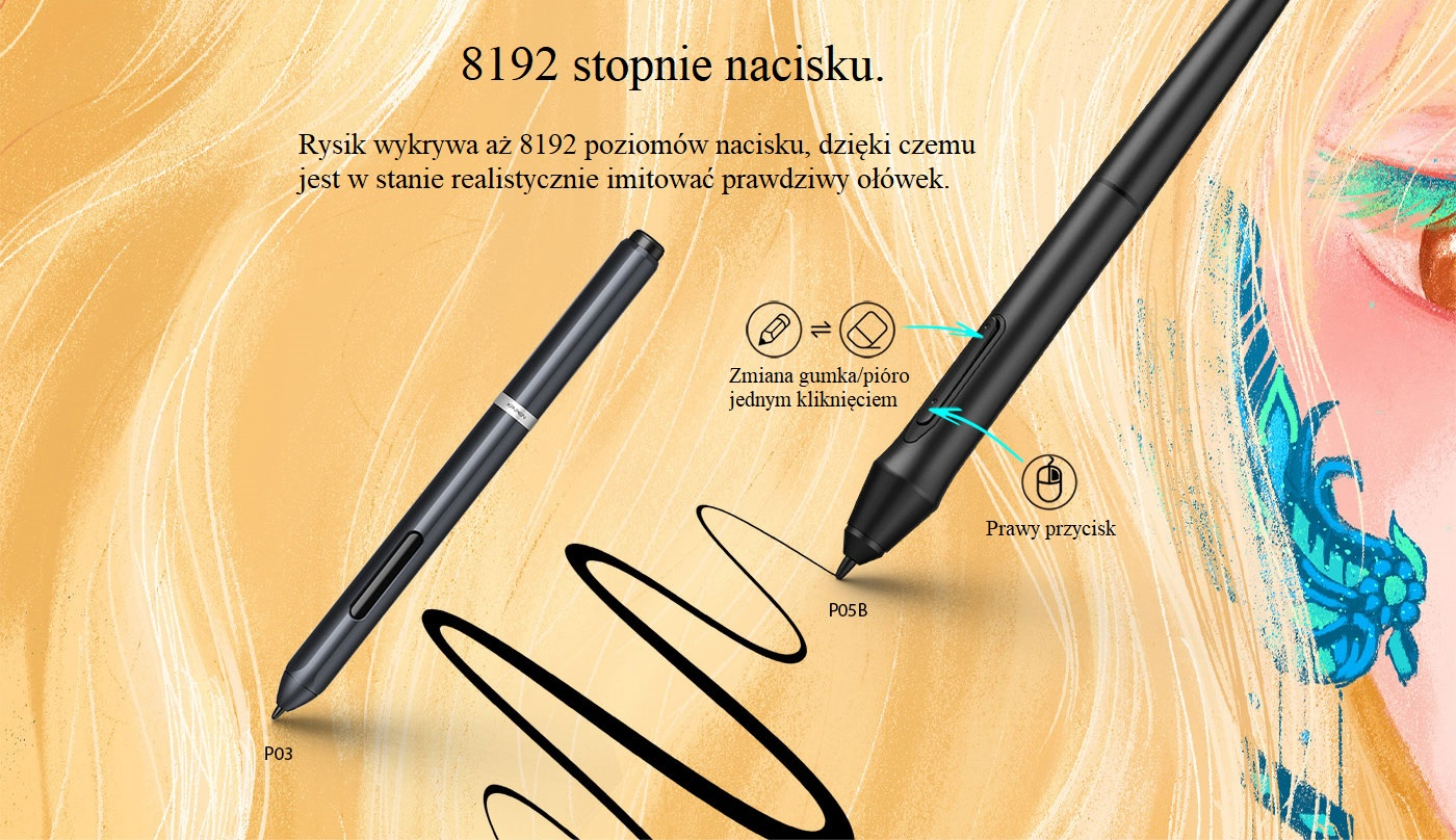 tablet graficzny XP-Pen Deco 01 V2